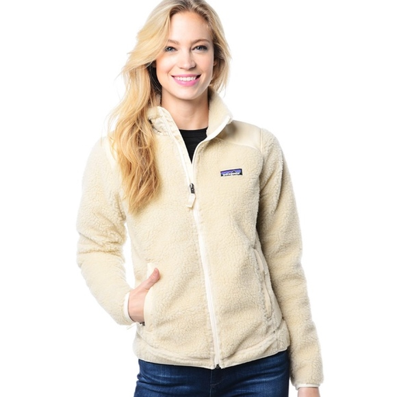 6f46c3cd8 {Patagonia} Women's Classic Retro-X fleece Jacket